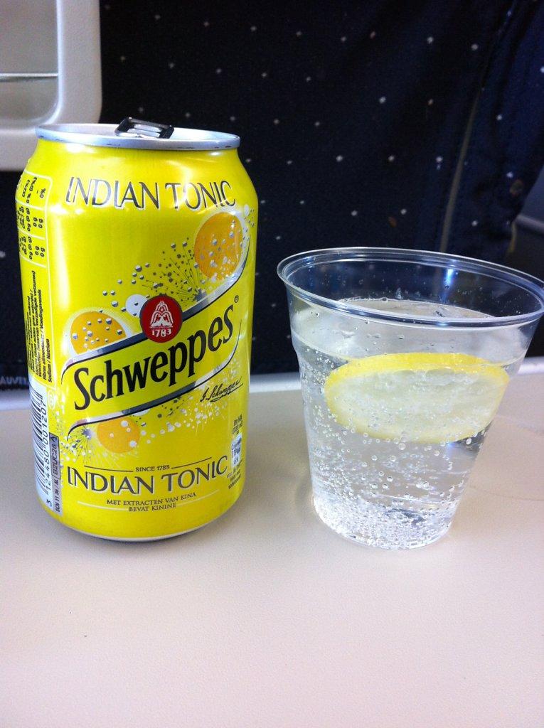 Bombay Sapphire & Schweppes